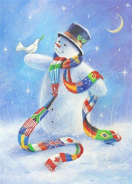 Frosty Snowman Costume