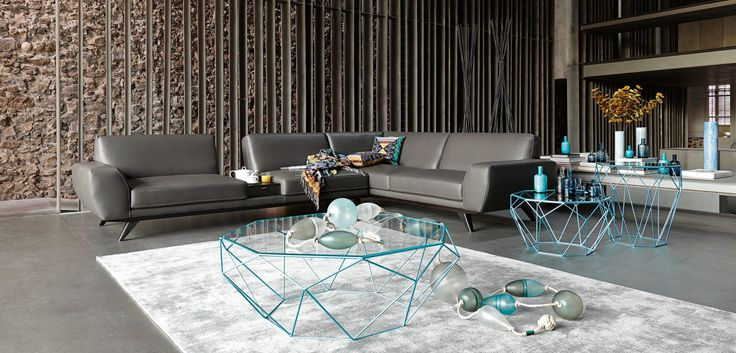 ENVERGURE Corner Sofa Composition