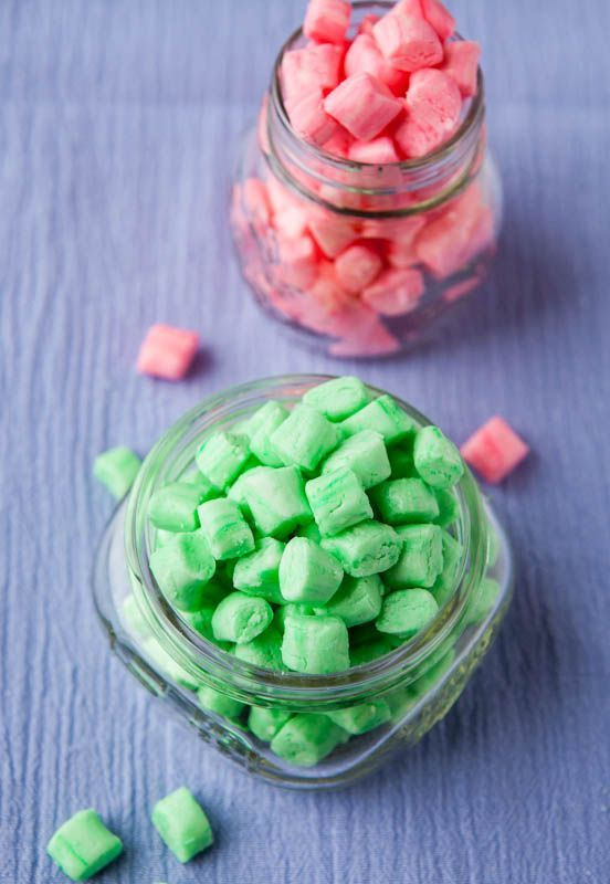 Old-Fashioned Butter Mints. Smooth melt-in-your-mouth after dinner mints, Easy,