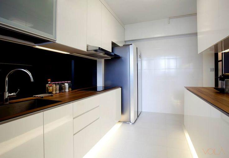 HDB Scandinavian Amp Modern Victorian Blk 326 Anchorvale Interior Design Singapore Home