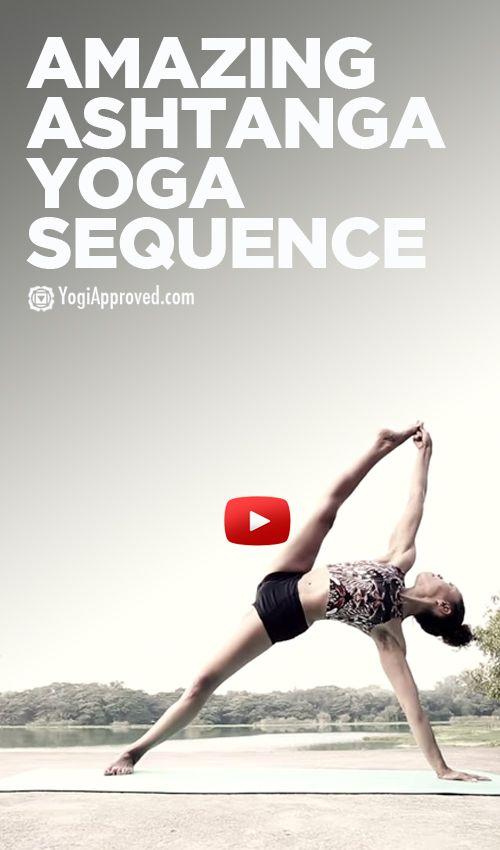 The Impossible   Amazing Ashtanga Yoga Sequence (Video)