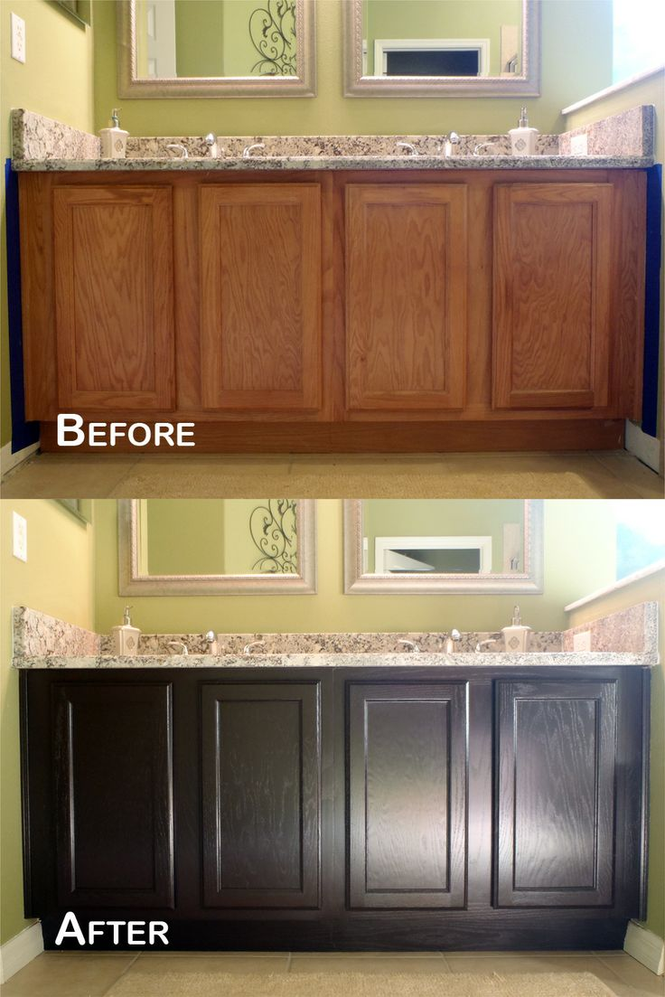 Java Gel Stain For Any Wood Cabinets In My House Our
