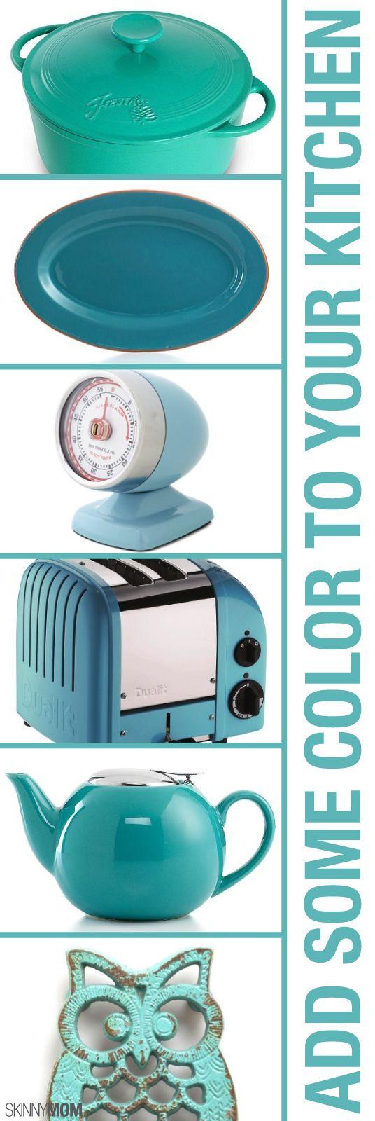17 Best Ideas About Turquoise Kitchen Decor On Pinterest