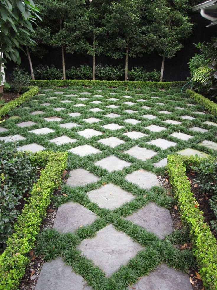 17 best images about Pools and outdoor on Pinterest ... on Backyard Pavers And Grass Ideas id=20069
