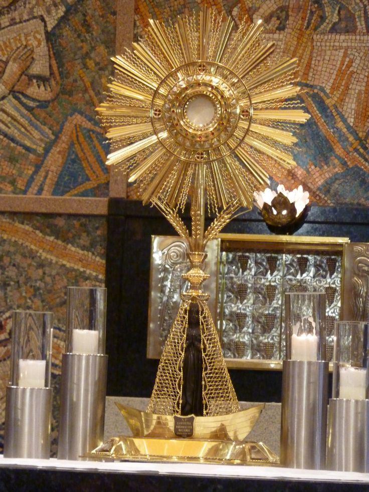 Adorao Ao Santssimo Em Aparecida Nossa Senhora