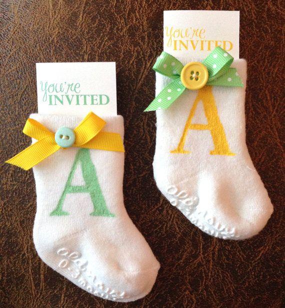 Diy Baby Shower Invitations Ideas To