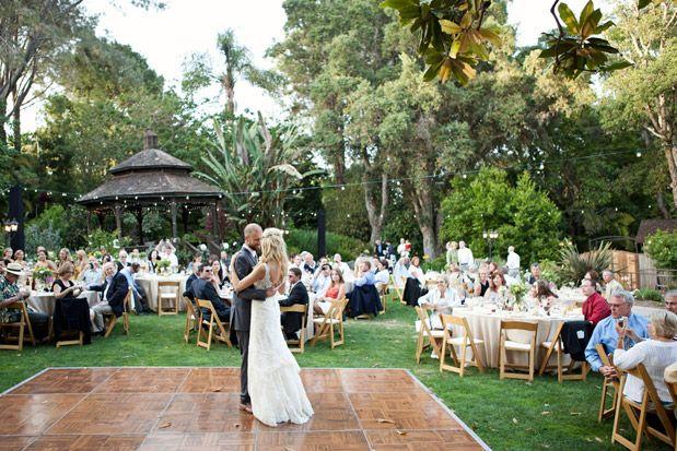 San Diego Botanic Garden Wedding Dream Wedding