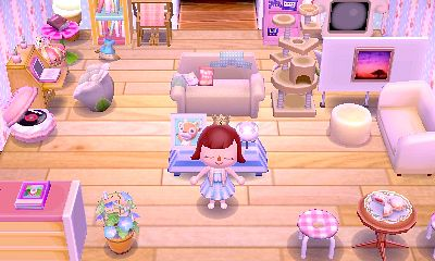 17 Best images about Animal crossing new leaf room ideas ... on Animal Crossing Kitchen Ideas  id=91796