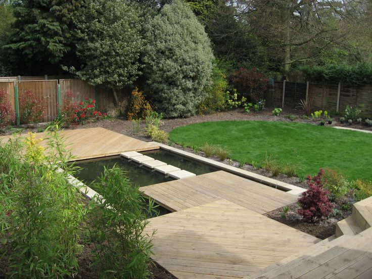 10 best images about Sloping Garden Designs on Pinterest ... on Downward Sloping Garden Ideas id=70519