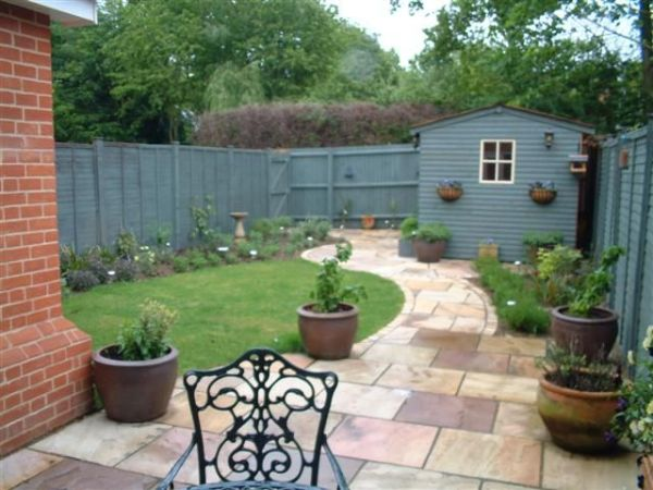 low maintenance small garden design ideas Low Maintenance Garden Design Ideas-3 | garden | Pinterest