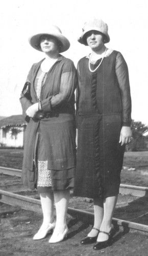 1920's Plus Size Fashion in the Jazz Age: