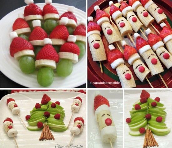The 25 Best Strawberry Santas Ideas On Pinterest Fruit