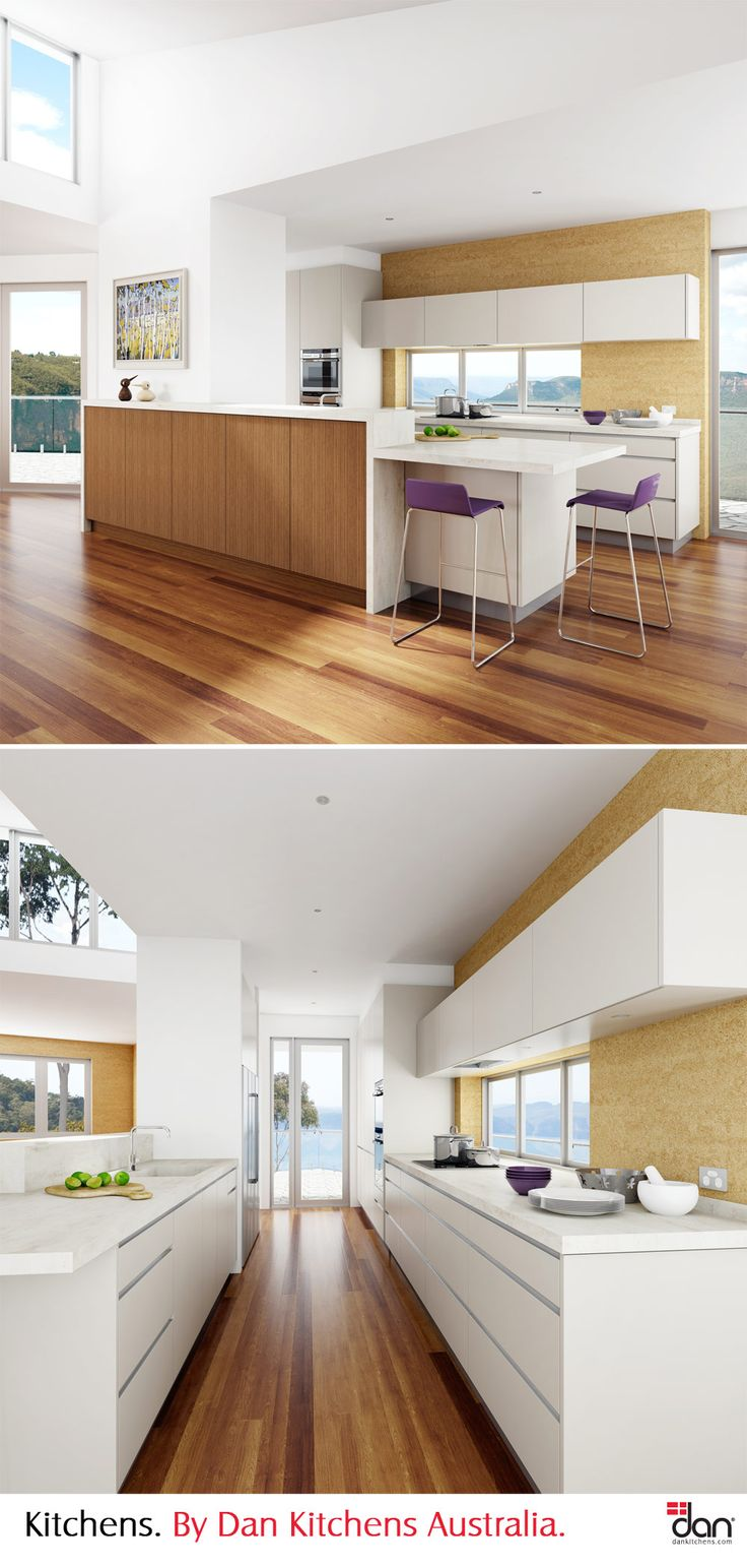 347 best images about kitchens modern australian design on pinterest galley kitchen design on kitchen ideas modern id=17912