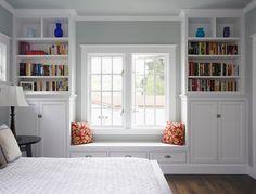 Window Seats And Cozy Nooks