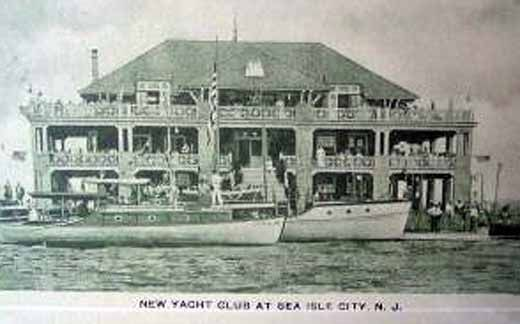 28 Best Images About Historic Sea Isle City On Pinterest