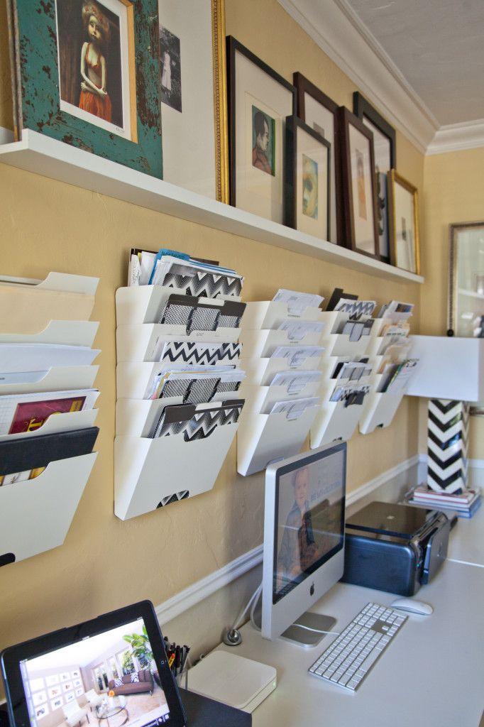 An Organized Interior Design Office Space - A. Peltier Interiors Inc: