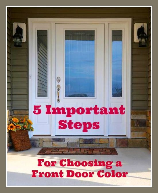 choosing a front door color house pinterest colors on how to choose paint colors id=21731
