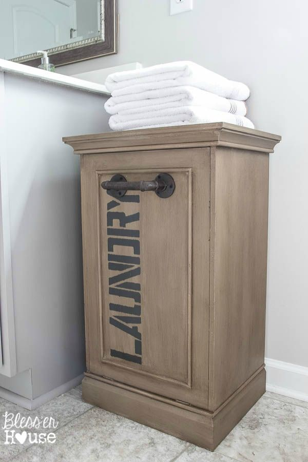 Best 25 Laundry Hamper Ideas On Pinterest