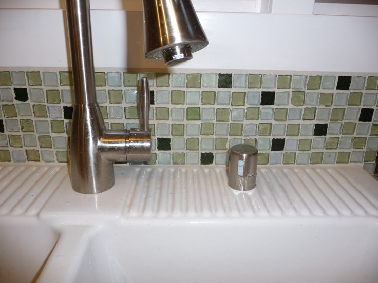 Air Gap In Ikea Farmhouse Sink Kitchens Pinterest