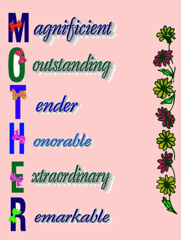 #mother's #day #quotes *Great for printing and making into ...