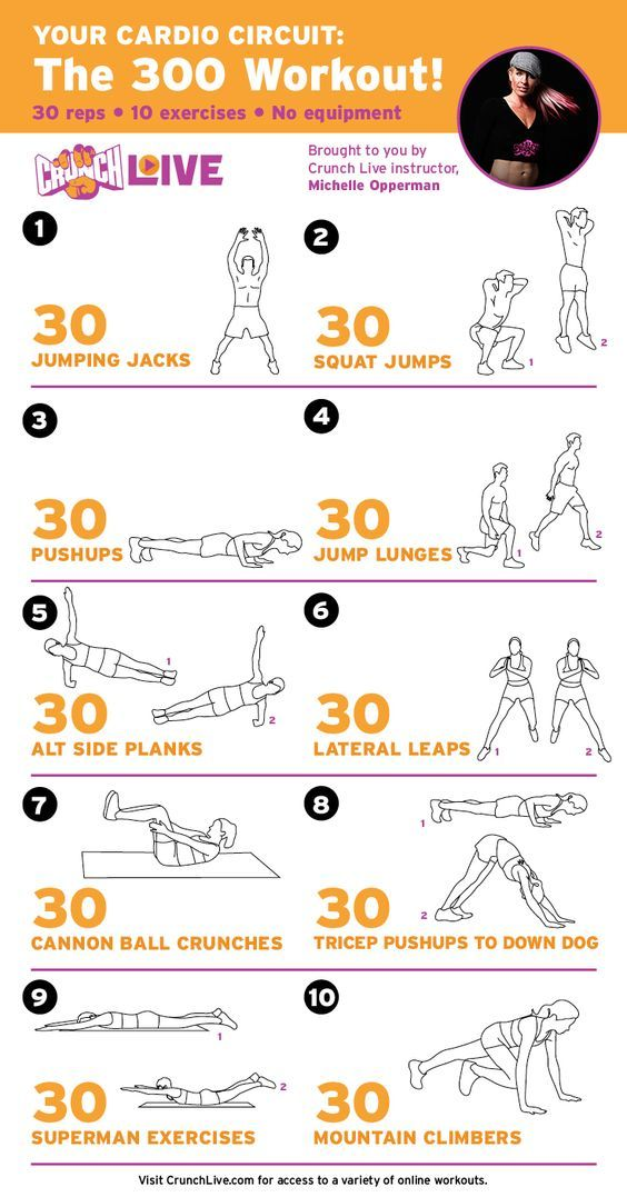 17 Best images about Exercise Printable Workouts on
