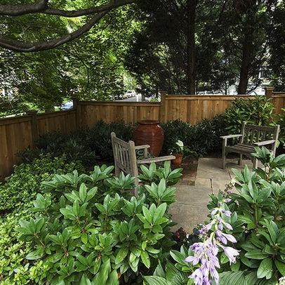 landscaping for small shady back yards houston ... on Shady Yard Ideas  id=65338