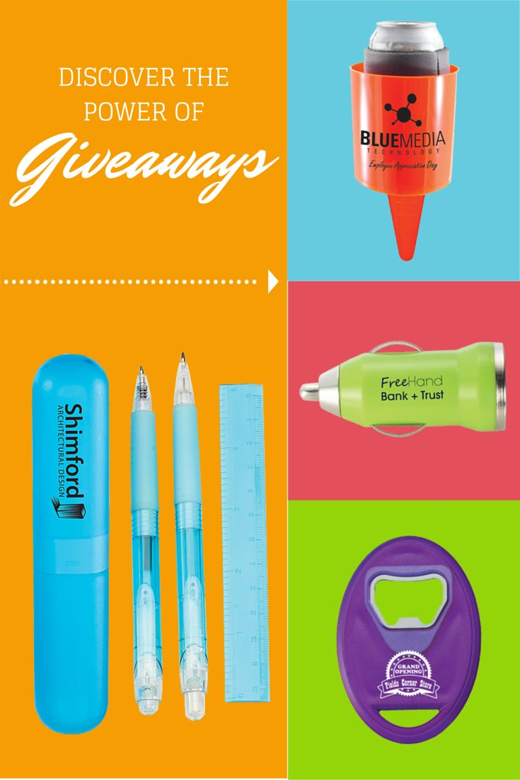 1000+ ideas about Promotional Giveaways on Pinterest ...