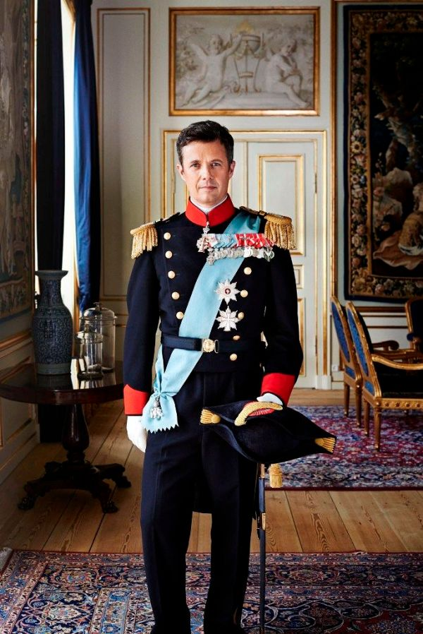 17+ images about Crown Prince Frederik of Denmark on ...