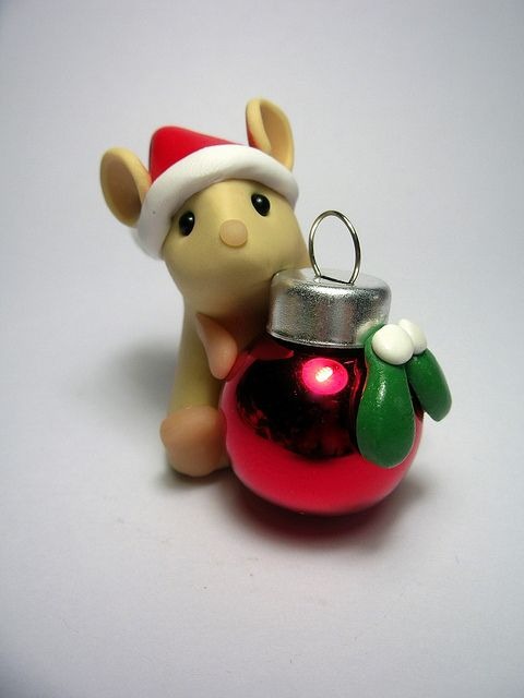 43 Best Images About Christmas Mouse On Pinterest