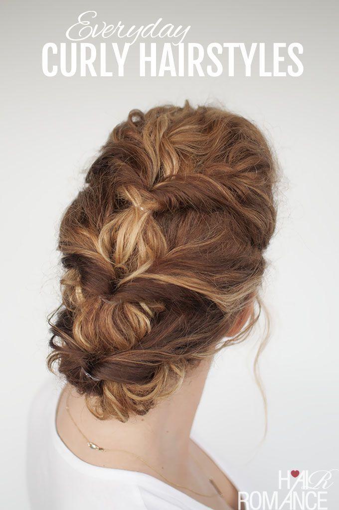 369 Best Images About Hair Romance Tutorials On Pinterest