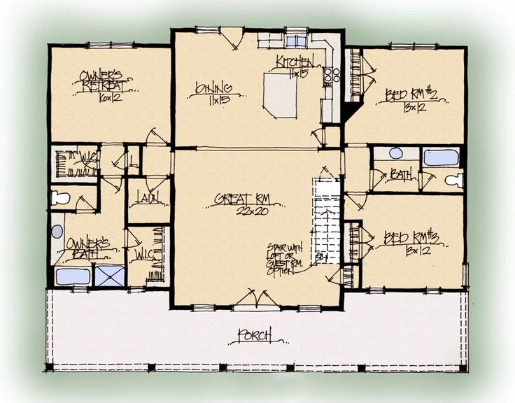 1000+ Images About Schumacher Homes Floor Plans On