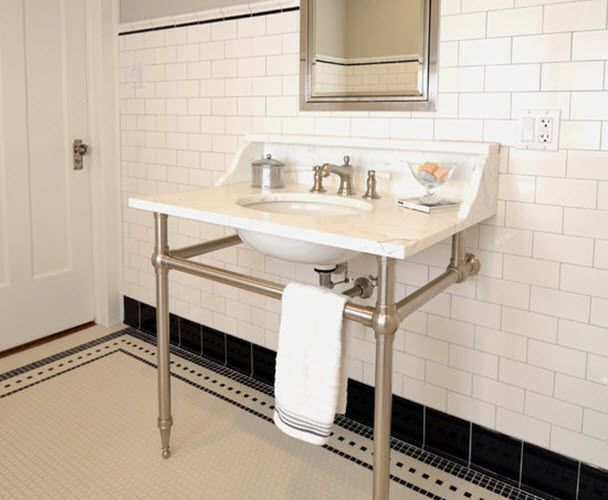 25+ Best Ideas About Vintage Bathroom Tiles On Pinterest