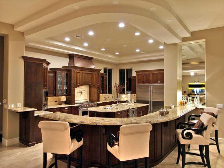133 luxury kitchen designs page 2 of 26 luxury kitchen on kitchen design remodeling ideas better homes gardens id=36225