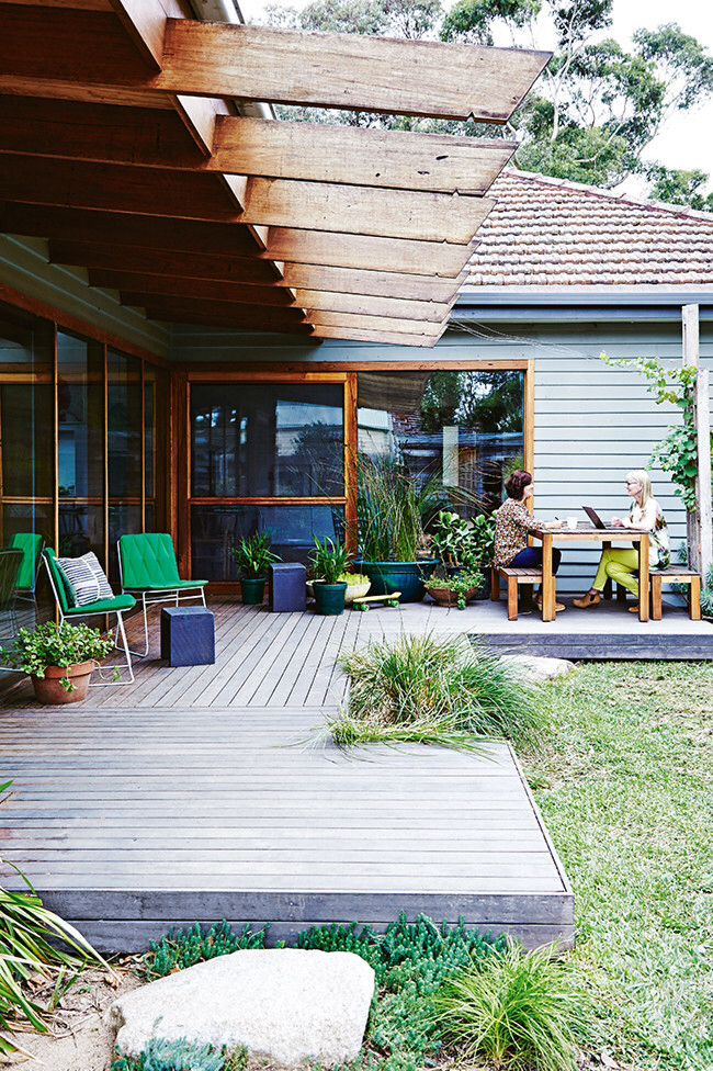 1000+ images about L shaped deck on Pinterest | House ... on L Shaped Patio Ideas id=98544
