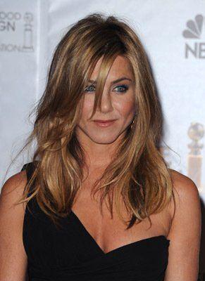 1000 Ideas About Jennifer Aniston Hair Color On Pinterest
