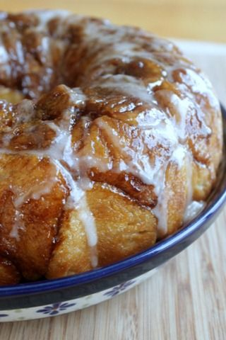 This vegan monkey bread is not optional. I *must* have it Thanksgiving morning.    From Yes, I Want Cake.