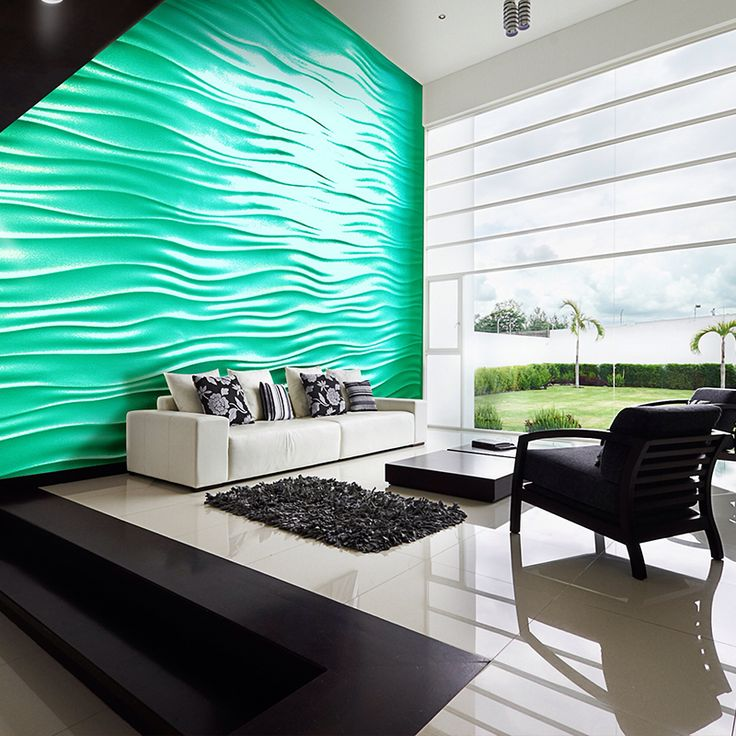 1000 images about wave tiles on pinterest 3d wall on wall tile id=21178