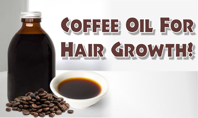 Coffee Oil For Hair Growth Two DIY Recipes Faster Hair