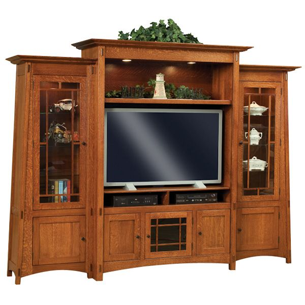 25 best images about mission style tv stand on pinterest on wall units id=67415