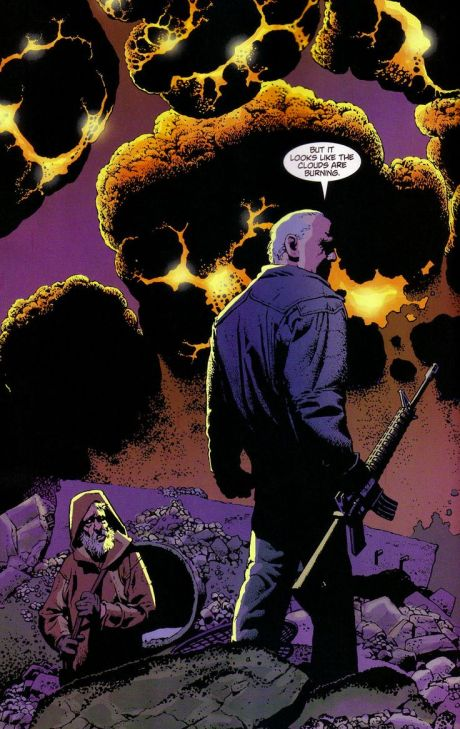 Image result for Punisher the end