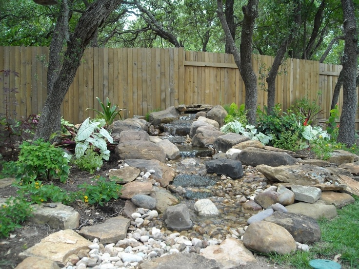 1000+ images about Backyard waterfall and stream on ... on Backyard Stream Ideas id=86444
