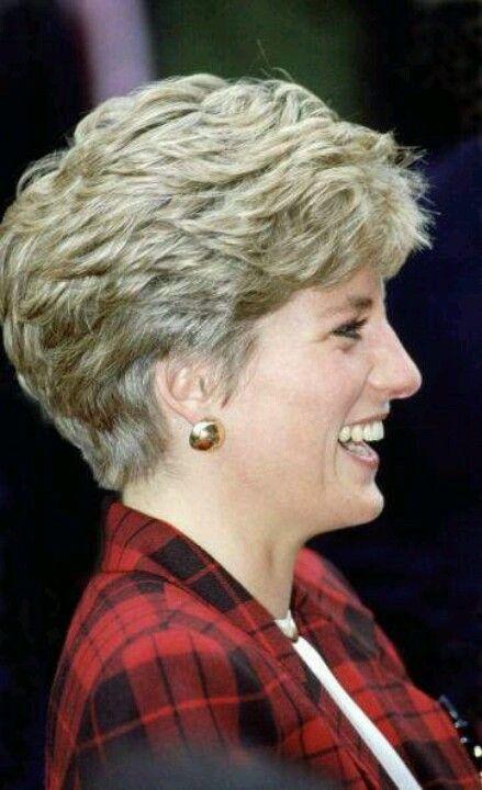 Princess Diana Hairstyle Pinterest Beautiful