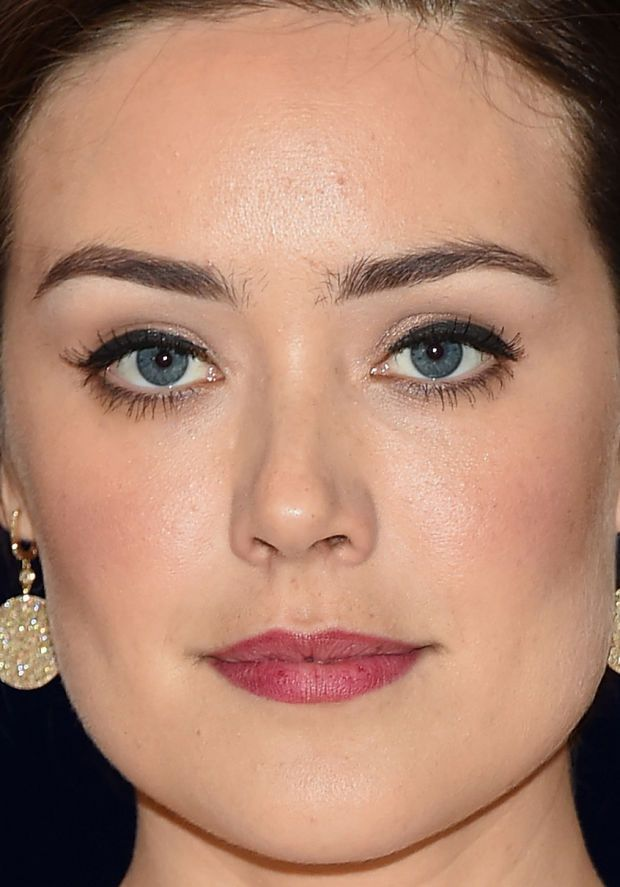 Close Up Of Megan Boone At The 2015 White House
