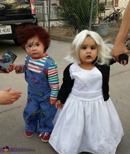 25 best ideas about Baby Chucky Costume on Pinterest