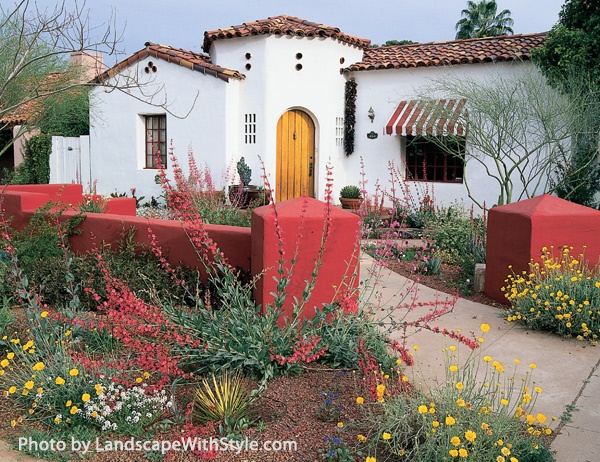 17 Best Images About Xeriscaping/Desert Front Yard On