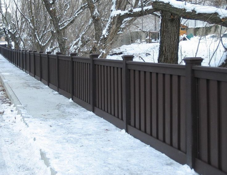25+ Best Ideas About Composite Fencing On Pinterest