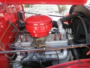 Power Wagon Engine |  Original 1948 Dodge Power Wagon