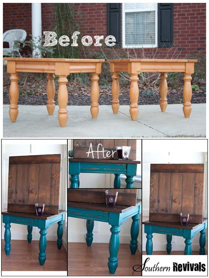 Southern Revivals – tons of amazing DIY furniture redos. Also benefits of different spray paint brands.