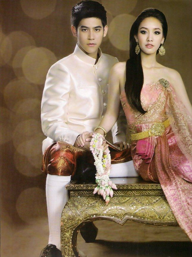 17 Best Images About Thai Lady Amp Thai Tradition Dress