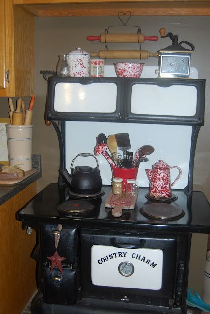 17 Best Images About Country Charm Stove On Pinterest